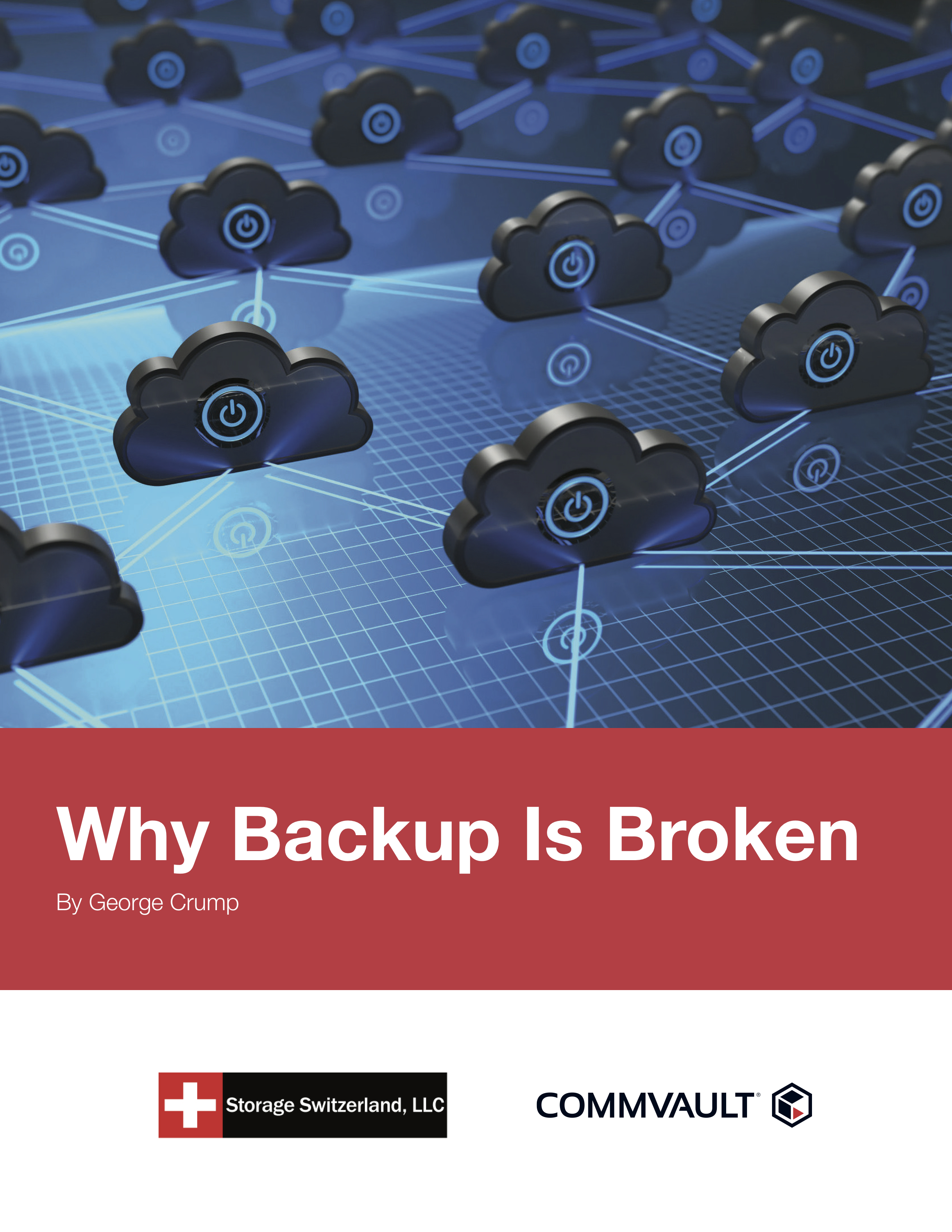 Why backup is broken