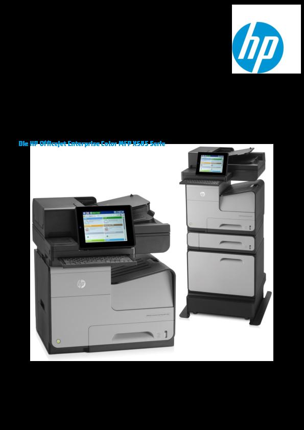 Thumb original produktbrosch%c3%bcre hp officejet enterprise x585 serie