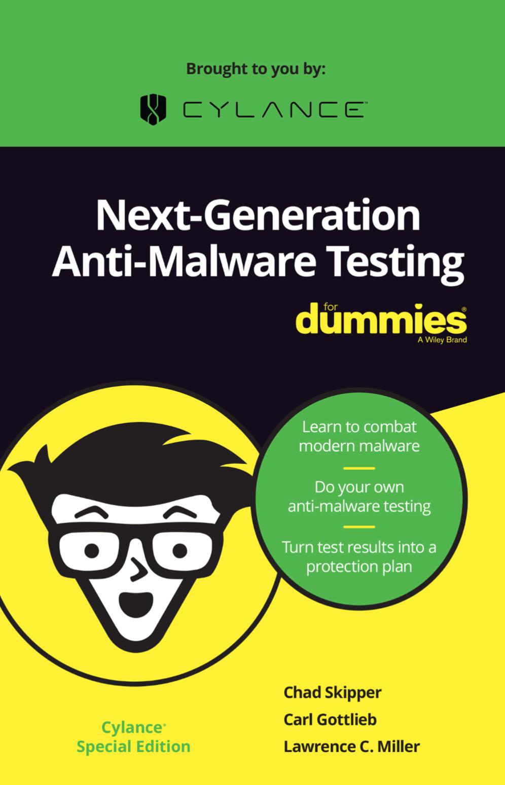 Next-Generation Anti-Malware Testing