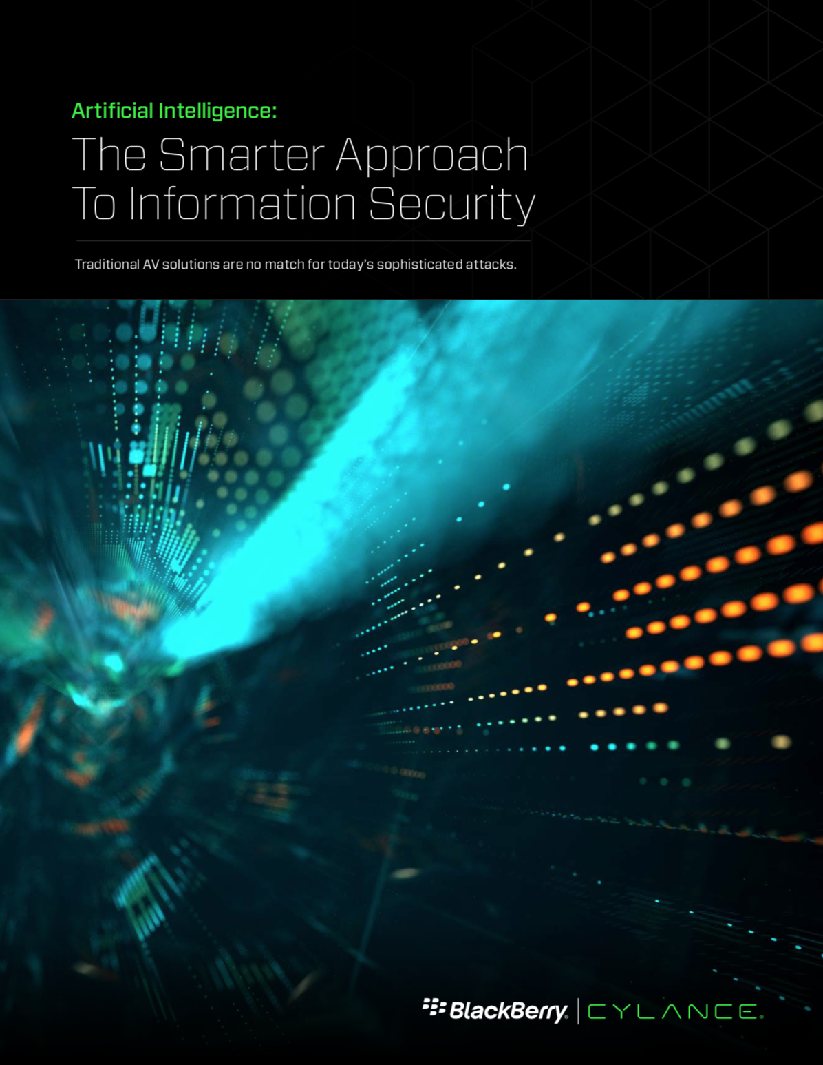Artificial Intelligence: The Smarter Approach To Information Security