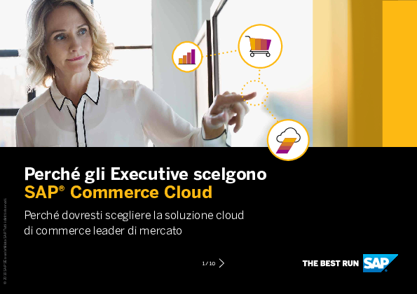 Thumb original reasons why executives choose sap commerce cloud