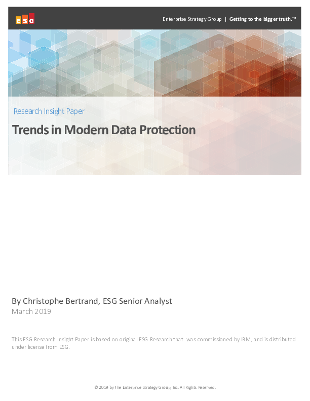 Thumb original esg research insights report ibm data protection mar 2019 88024688usen  1