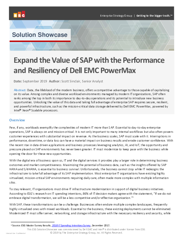 Thumb original esg solution showcase dell emc sap storage uk