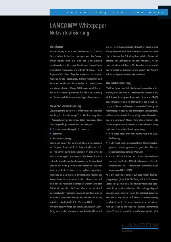 Thumb original whitepaper lancom wp netzvirtualisierung de