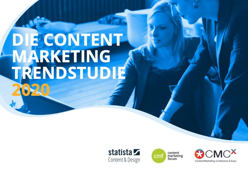 Statista gmbh   die content marketing trendstudie 2020