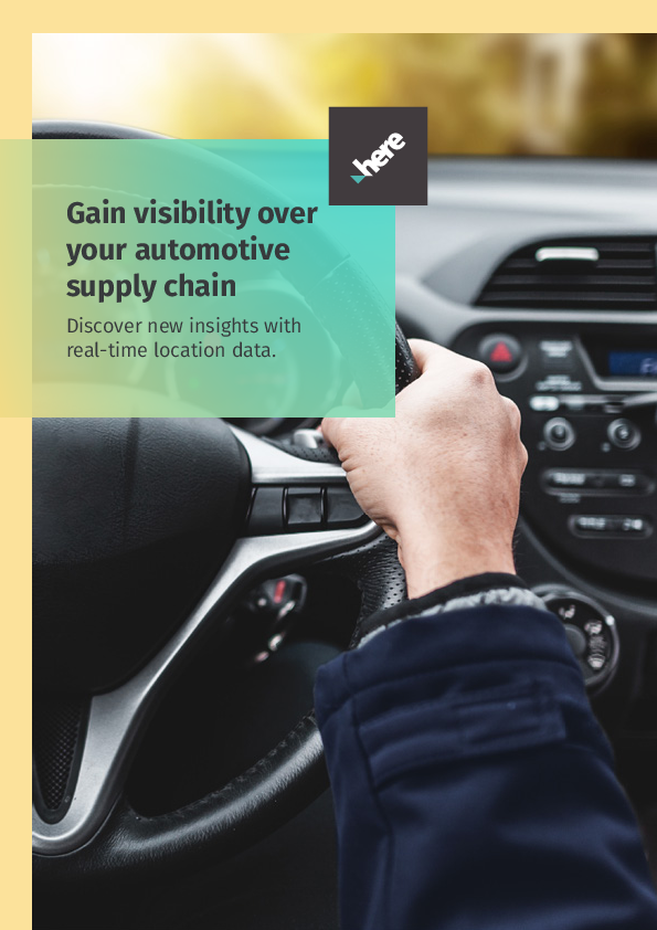 Thumb original here ebook gain visibility over auto supply chain