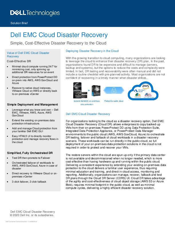 Thumb original is2004gdm01   dell emc cloud disaster recovery