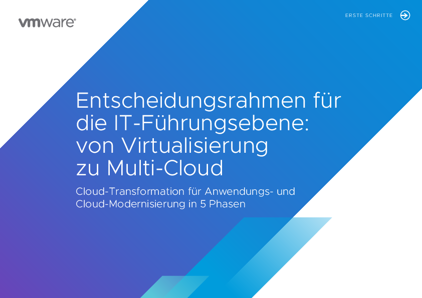 Thumb original it executive decision framework   from virtualization to multi cloud   de