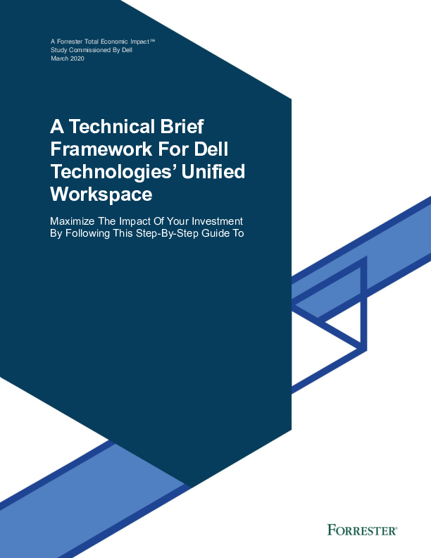 Thumb original technical brief framework dell tech unified workspace