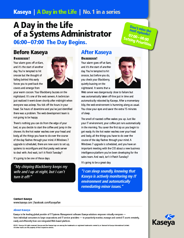 Thumb original a day in the life of a systems administrator