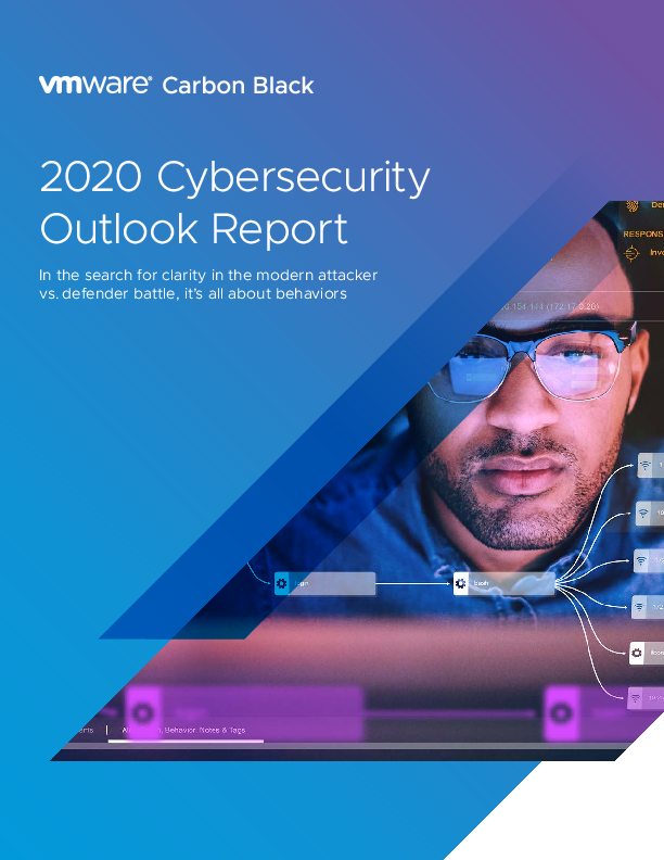 Thumb original vmware carbon black 2020 cybersecurity outlook report