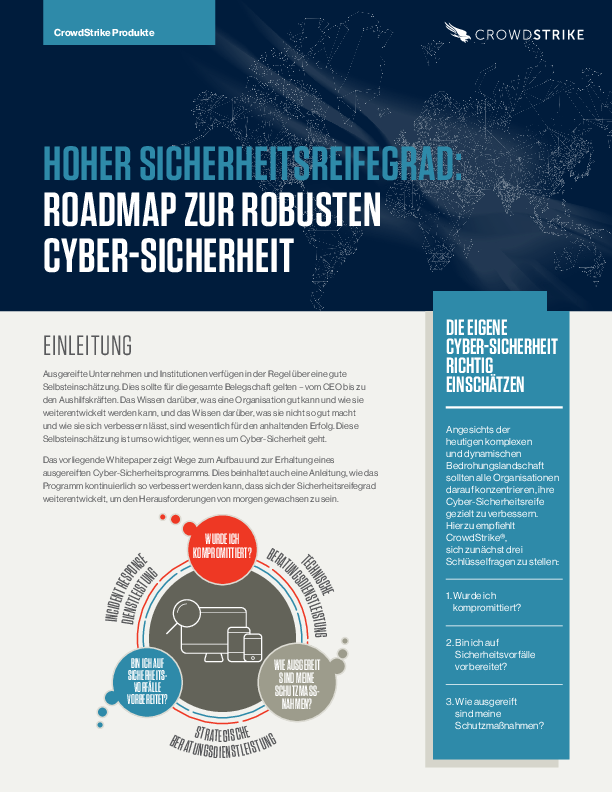 Thumb original crowdstrike services cybersecurity maturity roadmap de