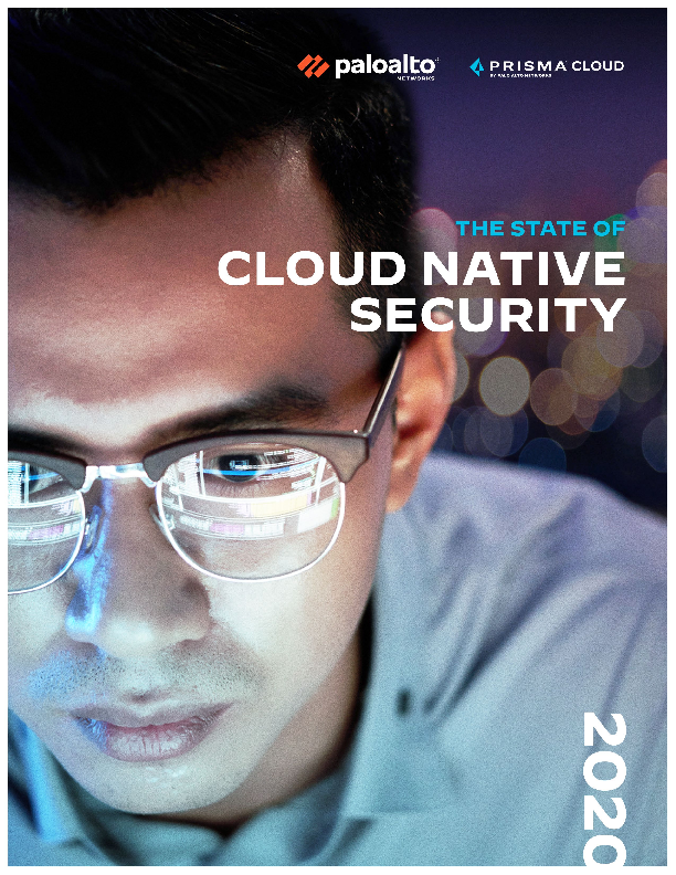 Thumb original state of cloud native security 2020