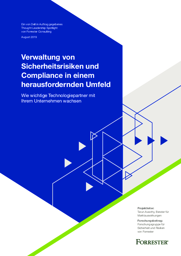 Thumb original de forrester managing security risk and compliance
