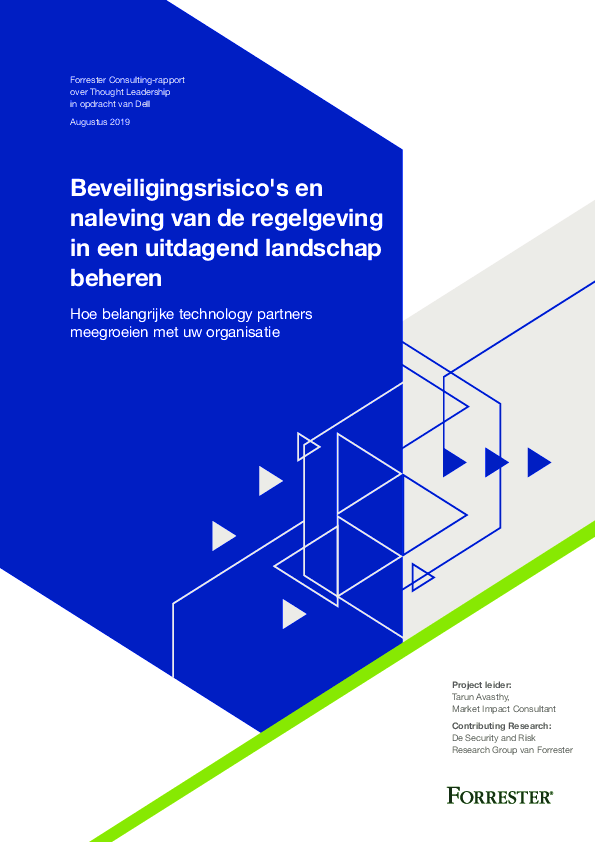 Thumb original nl forrester managing security risk and compliance