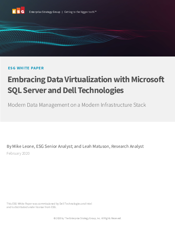 Thumb original esg white paper delltechnologies with microsoft sql server