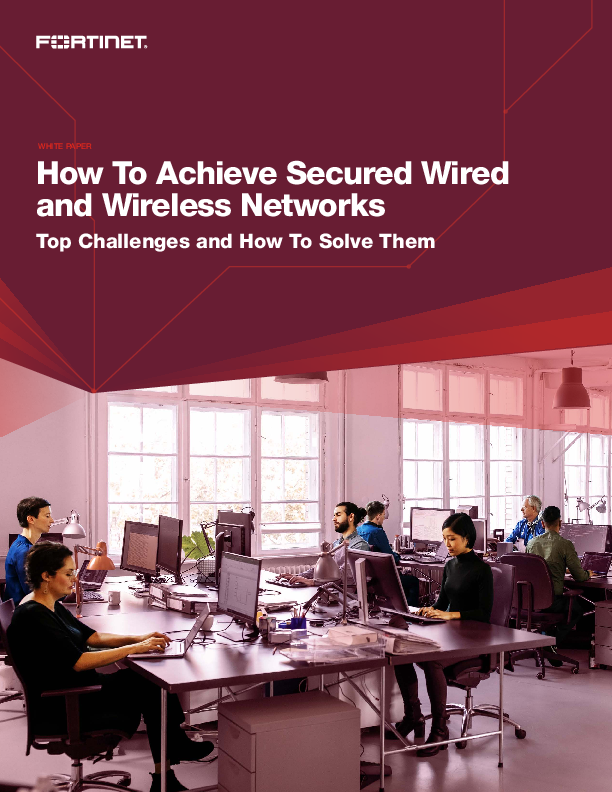 Thumb original wp challenges to achieving secure wired and wireless solution