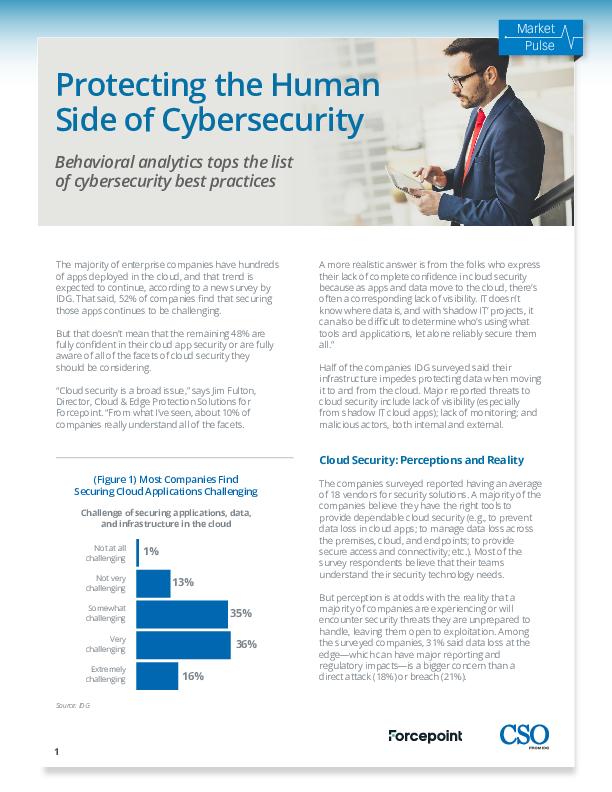 Thumb original whitepaper idg protecting human side cybersecurity en