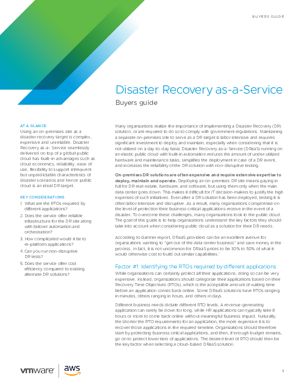 Thumb original disaster recovery as a service buyers guide   en