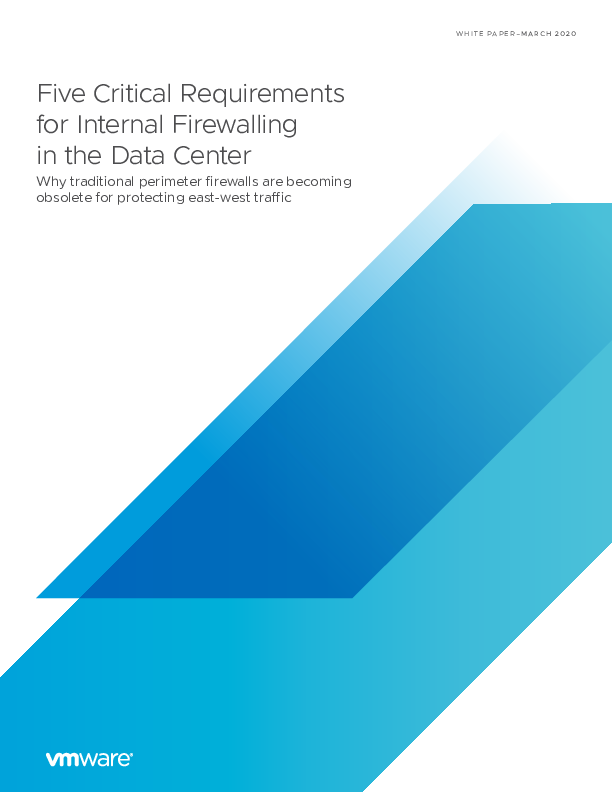 Thumb original five critical requirements for internal firewalling in the data center   en