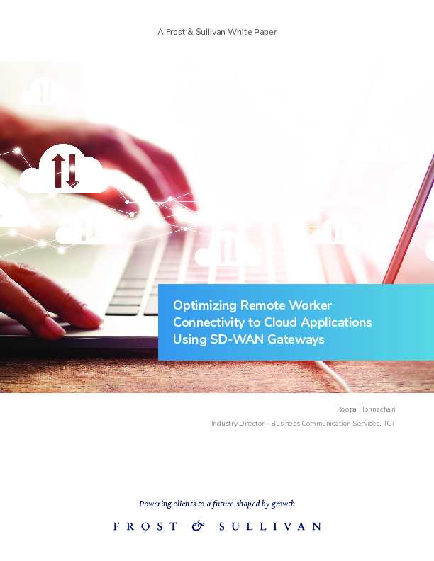 Thumb original optimizing remote worker connectivity to cloud applications using sd wan gateways