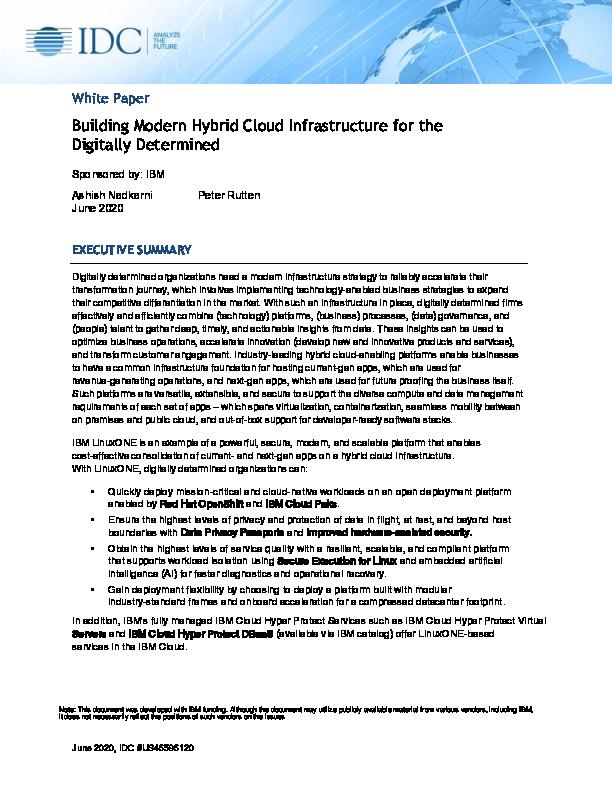 Thumb original idc.linuxone.paper .14sept2020