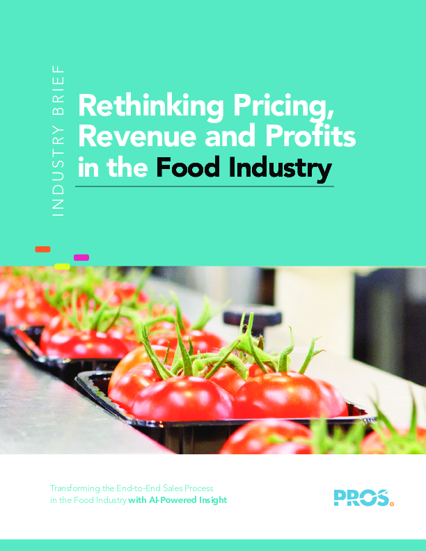 Thumb original rethinking pricing margin and profits in the food industry