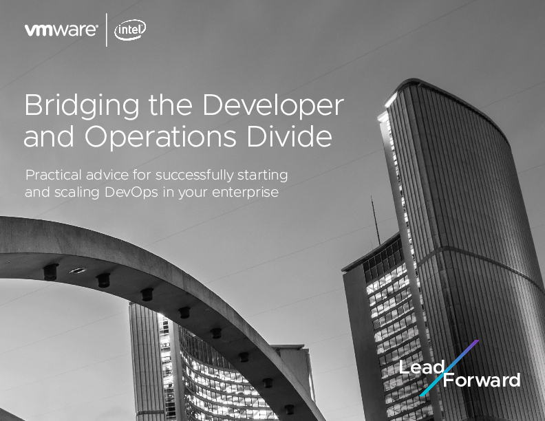 Thumb original bridging the developer and operations divide ebook