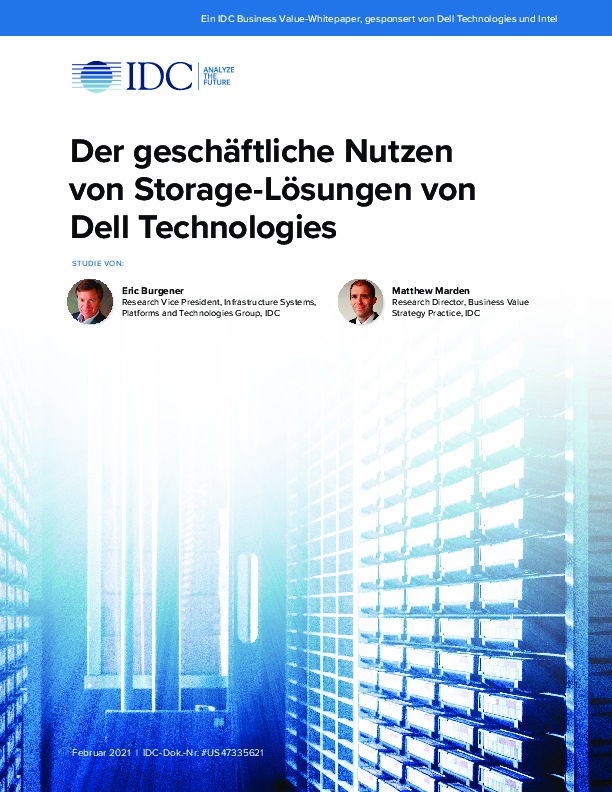 Thumb original de   idc the business value of storage solutions from dell technologies