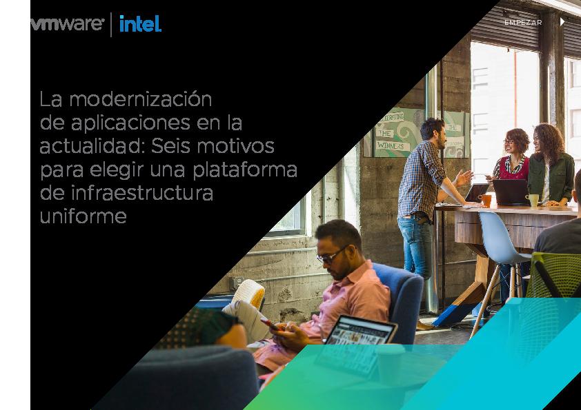 Thumb original application modernization today    6 reasons to choose a consistent infrastructure platform   es
