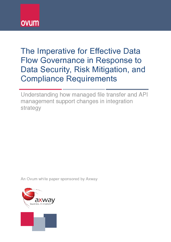 Thumb original whitepaper the imperative for effective data flow governance axway ovum whitepaper final