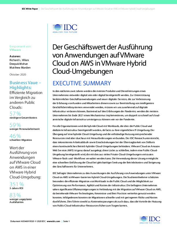 Thumb original the business value of running apps on vmware cloud on aws   de