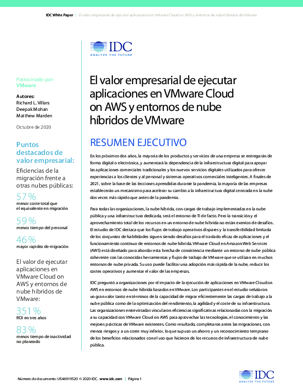Thumb original the business value of running apps on vmware cloud on aws   es