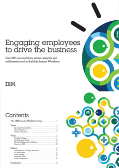 Ibm engaging employees cover