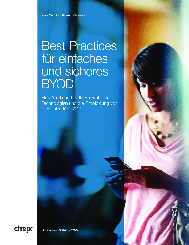 Thumb original best practices to make byod simple and secure de