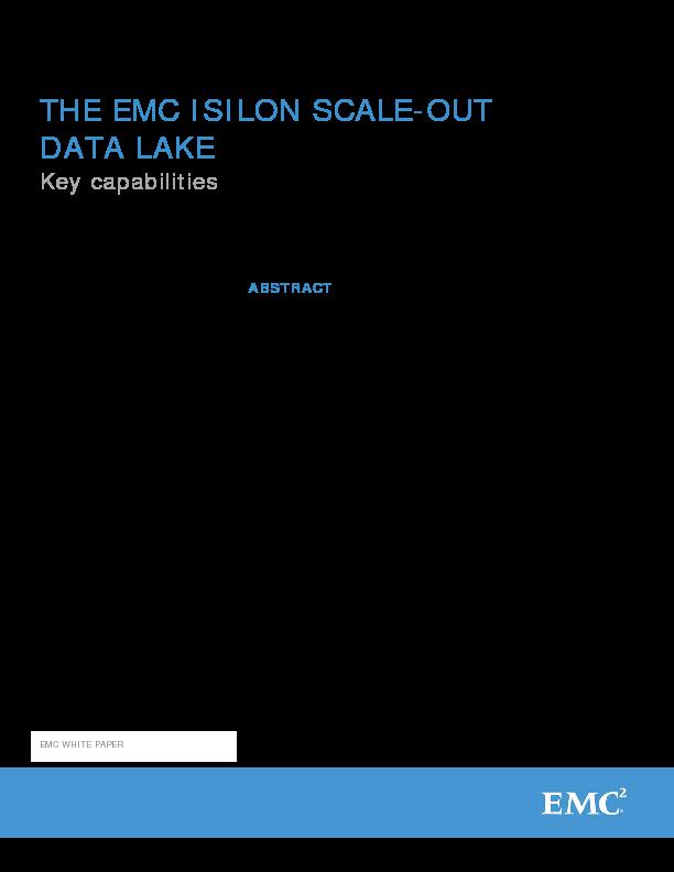 Thumb original wp the emc isilon scale out data lake wp