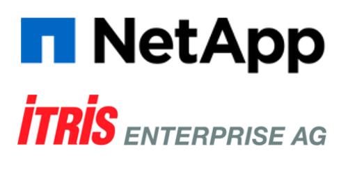 Netapp itris logo