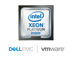Dell intel platinum vmware