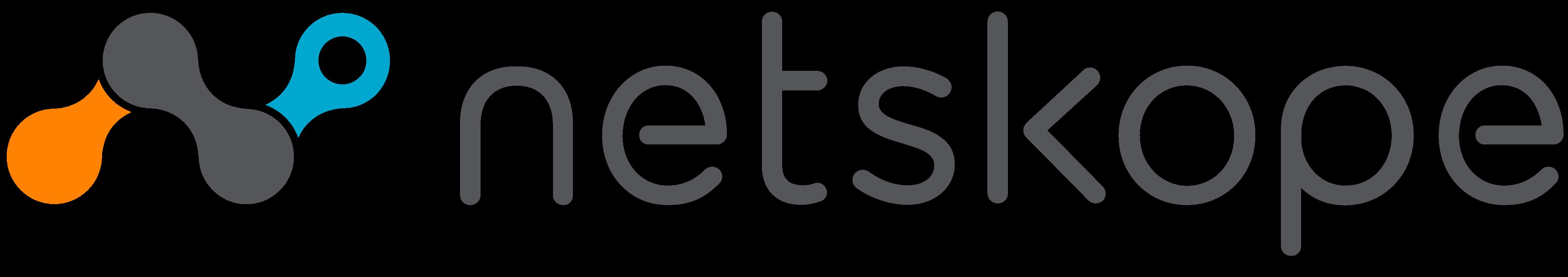 Netskope logo logotype
