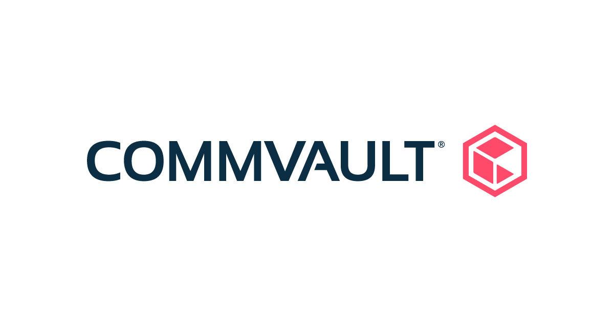 Commvault logo social