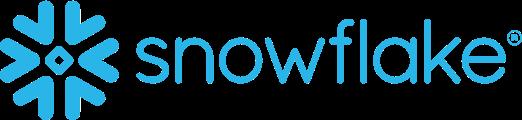 Snowflake logo color