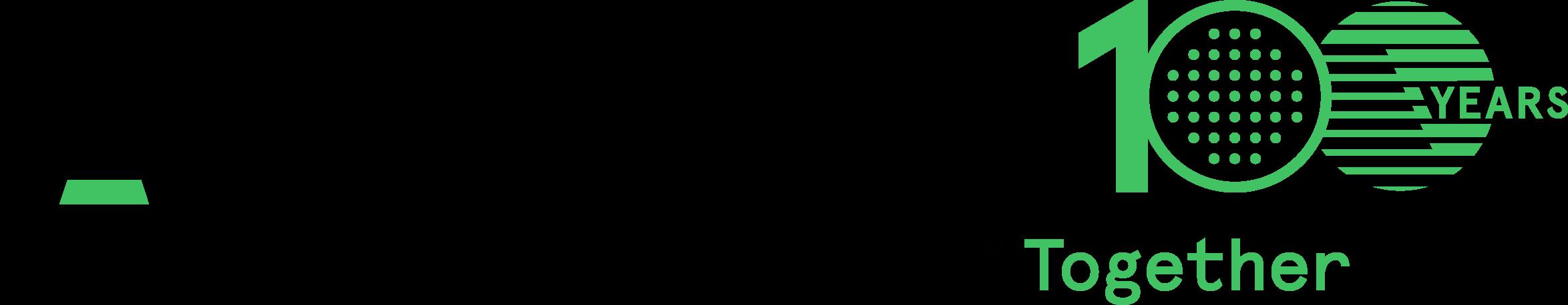 Avnet 100 logo
