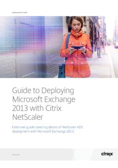 Thumb microsoft exchange 2013 citrix netscaler deployment guide