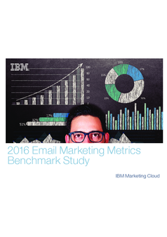 Thumb email marketing metrics benchmark study 2016 ibm