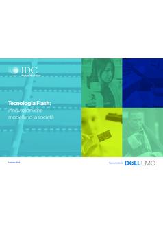Thumb it idc emc flashtechnology infobrief updated