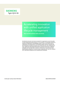 Thumb siemens plm polarion accelerating innovation with unified application li...