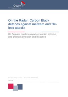 Thumb ovum report carbonblack defends against malware