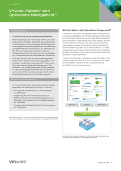 Thumb vmware vsphere with operations management datasheet