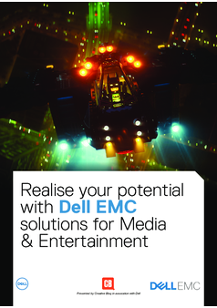 Thumb dell solutions for media   entertainment