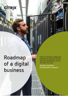 Thumb roadmap of a digital business intl